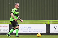Forest Green Legends Forest Green Legends Wayne Hatswell during the Trevor Horsley Memorial Match held at the New Lawn, Forest Green, United Kingdom on 19 May 2019.