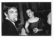 Tony Dymond. Clare Nunneley© Copyright Photograph by Dafydd Jones 66 Stockwell Park Rd. London SW9 0DA Tel 020 7733 0108 www.dafjones.com