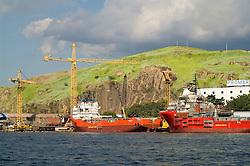 Navios na Baia de Guanabara / Ships on the Guanabara Bay