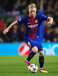 Ivan Rakitic of Barcelona - Mandatory by-line: Matt McNulty/JMP - 14/03/2018 - FOOTBALL - Camp Nou - Barcelona, Catalonia - Barcelona v Chelsea - UEFA Champions League - Round of 16 Second Leg