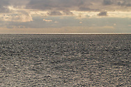 Long Island Sound, from Town Beach,  Southold, NY
