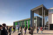 Barking and Dagenham College. Jubilee Building. ADP Architecture. school. college. education.