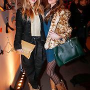 NLD/Amsterdam/20130125 - AFW 2013 winter, modeshow Muchachomalo, Caroline Spoor en Marly van der Velden