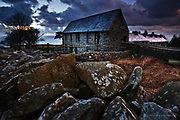 """From my book<br /> <br /> """"Nant Gwrtheyrn - Y Swyngyfaredd (The Enchantment)"""" available here on my website<br /> <br /> The deserted valley and quarrying village of Nant Gwrtheyrn, North Wales. Now restored as a Welsh language & conference centre."""