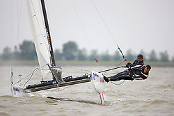 08_004155 © Sander van der Borch. Medemblik - The Netherlands,  May 25th 2008 . Final day of the Delta Lloyd Regatta 2008.
