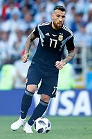 Nicolas Otamendi(Argentina) <br /> Moscow 16-06-2018 Football FIFA World Cup Russia  2018 <br /> Argentina - Iceland / Argentina - Islanda<br /> Foto Matteo Ciambelli/Insidefoto