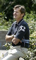 ARNHEM - Chris van der Velde. .    Voorjaarswedstrijden Golf heren op de Rosendaelsche Golfclub COPYRIGHT KOEN SUYK