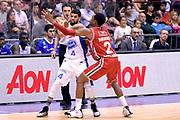 DESCRIZIONE : Milano Lega A 2014-15  EA7 Emporio Armani Milano vs Acqua Vitasnella Cantù<br /> GIOCATORE : James Feldeine<br /> CATEGORIA : Palleggio<br /> SQUADRA : Acqua Vitasnella Cantù<br /> EVENTO : Campionato Lega A 2014-2015<br /> GARA : EA7 Emporio Armani Milano vs Acqua Vitasnella Cantù<br /> DATA : 16/11/2014<br /> SPORT : Pallacanestro <br /> AUTORE : Agenzia Ciamillo-Castoria/I.Mancini<br /> Galleria : Lega Basket A 2014-2015  <br /> Fotonotizia : Milano Lega A 2014-2015 Pallacanestro : EA7 Emporio Armani Milano vs Acqua Vitasnella Cantù<br /> Predefinita :