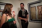 NATALIE NG; JAMES OSTRER, Sex, Death Re-birth. Photos by James Ostrer. Coco de Mer. Draycott  ave, London. 23 June 2009
