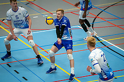 Steven Ottevanger #8 of Lycurgus in action during the league match Taurus - Amysoft Lycurgus on January 16, 2021 in Houten.