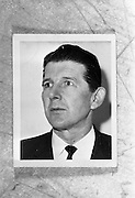 20/5/1965<br /> 5/20/1965<br /> 20 May 1965<br /> <br /> Copy of a photograph of Mr. Walsh for Irish Packaging Institute