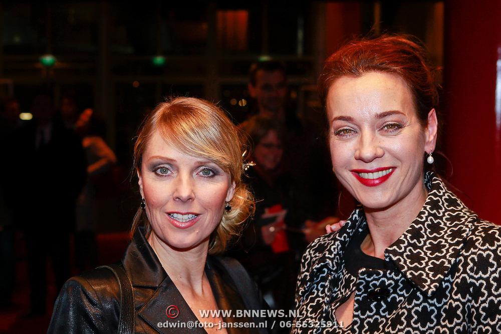 NLD/Breda/20110228 - Premiere Masterclass, Joke de Kruijff en Marjolein Keuning