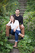 Megan & Marcel's Riverbluffs engagement shoot