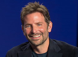 """Director and actor Bradley Cooper attends a press conference to promote the movie """"A Star is Born"""" during the 2018 Toronto International Film Festival in Toronto on Sunday, September 9, 2018. Photo by Fred Thornhill/CP/ABACAPRESS.COM"""