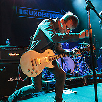 The Undertones performing live on their 40th Anniversary Tour at Manchester Academy 2, Manchester, United Kingdom, 2016-10-29