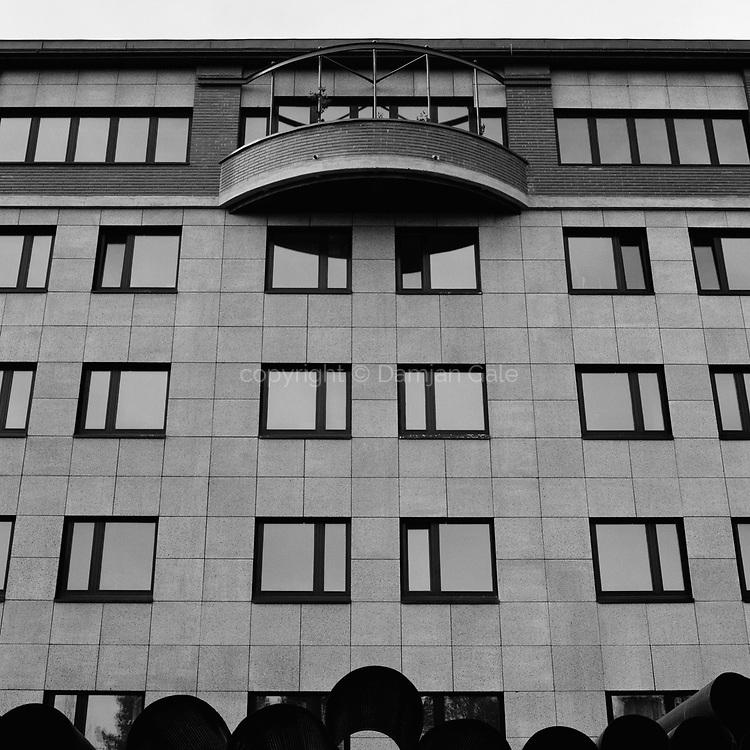Stavba ZRMK