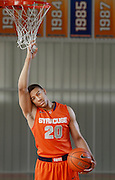 Brandon Triche of Syracuse University, photographed at the Carmelo Anthony Athletic Center at Syracuse University, Tuesday, September 25, 2012.