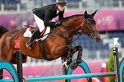 Jung Michael, GER, Fischer Chipmunk FRH, 235<br /> Olympic Games Tokyo 2021<br /> © Hippo Foto - Dirk Caremans<br /> 02/08/2021