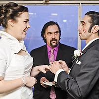 S.I. Ferry Wedding