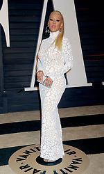 Christina Aguilera at The Vanity Fair Oscar Party.<br />(Los Angeles, CA)