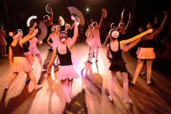 Apresetação de ballet no auditório da FUNDARC - Fundação de Arte e Cultura, em Gravataí. FOTO: Jefferson Bernardes/ Agência Preview