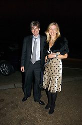 MR TIM & LADY HELEN TAYLOR at a party to celebrate the 25th anniversary of leading restaurant Le Caprice held at The Serpentine Gallery, London on 3rd October 2006.<br /><br />NON EXCLUSIVE - WORLD RIGHTS