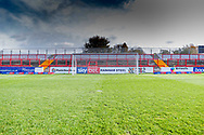 Stadium shot during the EFL Sky Bet League 1 match between Accrington Stanley and Portsmouth at the Fraser Eagle Stadium, Accrington, England on 27 October 2018.