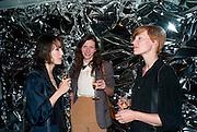 BETH FENTON; SUSANNE DEEKEN; MIA CASTENSKJOLD, Mark Jacobs' Bang' fragrance preview. Harvey Nicholls. London. 22 July 2010. -DO NOT ARCHIVE-© Copyright Photograph by Dafydd Jones. 248 Clapham Rd. London SW9 0PZ. Tel 0207 820 0771. www.dafjones.com.