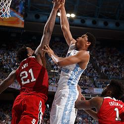 2016-01-16 North Carolina State at North Carolina Tar Heels basketball