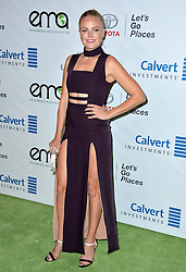 Malin Akerman attends the 26th Annual EMA Awards at Warner Bros. Studios on October 22, 2016 in Burbank, Los Angeles, CA, USA. Photo by Lionel Hahn/ABACAPRESS.COM