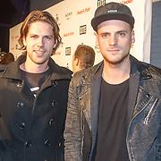 NLD/Amsterdam/20151119 - inloop Xite Awards 2015, Stuk TV