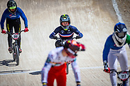2021 UCI BMXSX World Cup<br /> Round 2 at Verona (Italy)<br /> 1/16 Finals<br /> ^me#100 MAHIEU, Romain (FRA, ME) DN1 GT Sarrians
