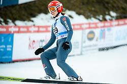 Katharina Althaus of Germany during 2nd Round at Day 1 of World Cup Ski Jumping Ladies Ljubno 2019, on February 8, 2019 in Ljubno ob Savinji, Slovenia. Photo by Matic Ritonja / Sportida