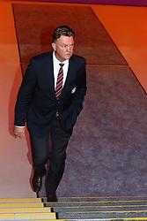 02-04-2011 VOETBAL: BAYERN MUNCHEN - BORUSSIA MONCHENGLADBACH: MUNCHEN<br /> Louis van Gaal <br /> **NETHERLANDS ONLY**<br /> ©2011-RHP/NPH-Straubmeier