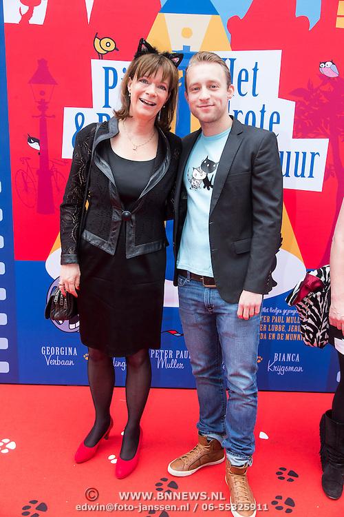 NLD/Amsterdam/20140405 - Filmpremiere Pim & Pom, ..................