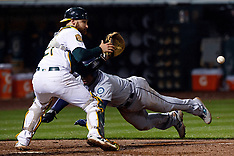 20180522 - Seattle Mariners at Oakland Athletics