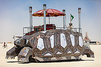 Turtle Mutant Vehicle Name Unknown My Burning Man 2019 Photos:<br />
