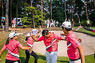 21-07-2018 Pictures of the final day of the Zwitserleven Dutch Junior Open at the Toxandria Golf Club in The Netherlands.  KAEWKANJANA, Sadom (TH)