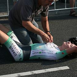 Sportfoto archief 2006-2010<br /> 2010<br /> NK tijdrijden Oudenbosch Marianne Vos