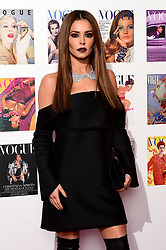 Cheryl attending The Vogue 100 Gala Dinner at East Albert Lawn, Kensington Gardens, London. PRESS ASSOCIATION Photo. Picture date: Monday 23rd May 2016. Photo credit should read: Ian West/PA Wire