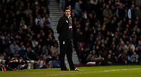 Photo: Leigh Quinnell.<br /> West Ham United v Fulham. The Barclays Premiership. 13/01/2007. Fulham manager Chris Coleman watches the game.