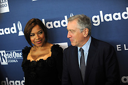 NEW YORK, NY - MAY 14: Robert De Niro, Grace Hightower De Niro attends the 27th Annual GLAAD Media Awards held at The Waldorf Astoria on May 14, 2016 in New York City...People:  Robert De Niro, Grace Hightower De Niro. (Credit Image: © SMG via ZUMA Wire)
