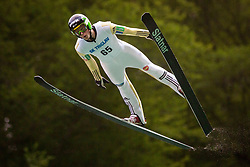 Bor Pavlovcic during Ski Jumping Continental Cup, on July 7th, Kranj, Slovenia. Photo by Ziga Zupan / Sportida