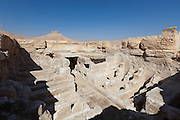 Recently excavated Necropolis. Palmyra, Syria. Ancient city in the desert that fell into disuse after the 16th century.