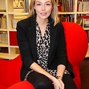NLD/Amsterdam/20111114 - Presentatie Sinterklaasboeken Douwe Egberts & C1000, Renate Verbaan