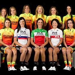 20191115: SLO, Cycling - Women Cycling team Alé BTC Ljubljana before season 2020