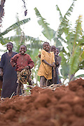 May0016089 . Daily Telegraph..Features..Children near the town of Cyangugu in south western Rwanda where Rwanda Aid a british charity and recipient of funds from the Daily Telegraph's 2005 Christmas appeal works to better the lives of the people...Rwanda was the scene of a brutal civil and genocide which ended in 1994 leaving behind 800,000 dead, hundreds of thousands of refugees, many orphans suffering with mental trauma . Still recovering from the civil war the small,landlocked central African state is one of the poorest countries in the world with three quarters of it's 10 million population living below the poverty line and is a huge recipient of foreign aid...Rwanda 28 August 2009