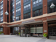 Monroe Street Market - Maurice Walters Architect (Please note: this image has an aspect ratio of 4 x 3. If you order a print (aspect ratio 3 x 2), it wil have a white border on each side.)