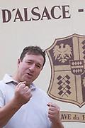 Philippe Blanck owner domaine p blanck kientzheim alsace france