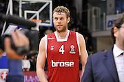 DESCRIZIONE : Eurolega Euroleague 2015/16 Group D Dinamo Banco di Sardegna Sassari - Brose Basket Bamberg<br /> GIOCATORE : Nicolo' Melli<br /> CATEGORIA : Postgame Ritratto<br /> SQUADRA : Brose Basket Bamberg<br /> EVENTO : Eurolega Euroleague 2015/2016<br /> GARA : Dinamo Banco di Sardegna Sassari - Brose Basket Bamberg<br /> DATA : 13/11/2015<br /> SPORT : Pallacanestro <br /> AUTORE : Agenzia Ciamillo-Castoria/C.Atzori